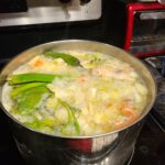 Hearty Chicken Stock